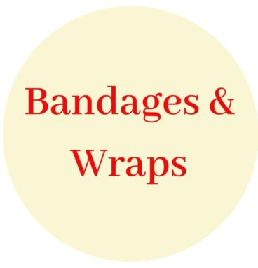 Bandages & Wraps