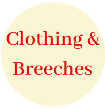 Clothing & Breeches